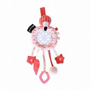 Attrape rêves le flamant rose flamingos de Les deglingos en vente chez CDM