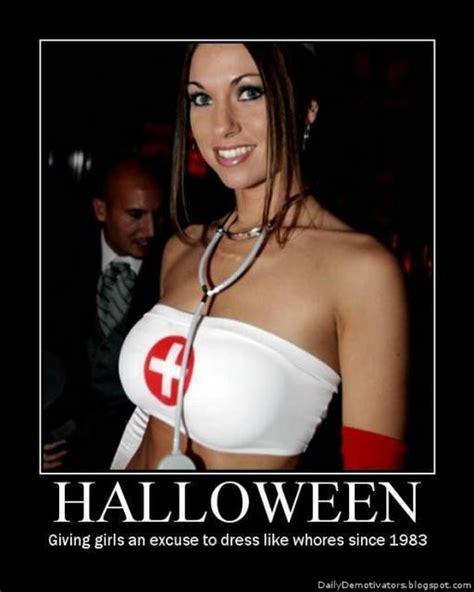 Sexy Halloween Meme - halloween demotivational poster 4 demotivational posters daily demotivators funny pictures