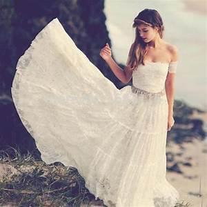 aliexpresscom buy vintage bohemian wedding dresses With vintage hippie wedding dresses