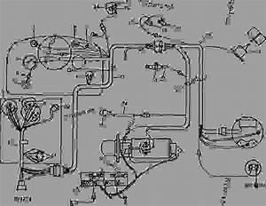 Wiring Harness  01d24  -  U0422 U0420 U0410 U041a U0422 U041e U0420 John Deere 5020