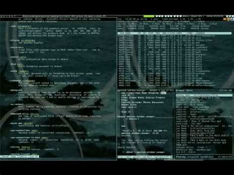 arch linux best tiling window manager awesome wm on arch linux how to make do everything