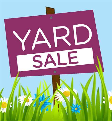 Backyard Sale by Newsroom Troy Area Chamber