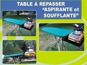 Table A Repasser Aspirante : table repasser mb extra aspirante et soufflante pro ~ Premium-room.com Idées de Décoration