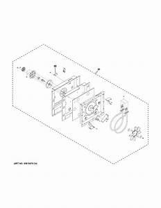 Ge Model Pvm9179sk1ss Microwave  Hood Combo Genuine Parts