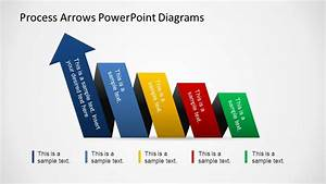 Process Arrows Powerpoint Diagram