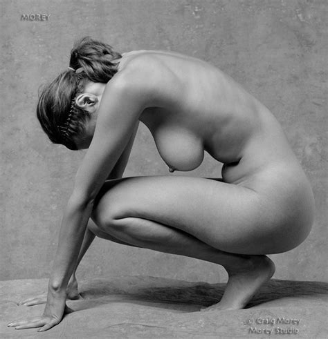 Fine Art Nude Model Signed B W Photo By Craig Morey Natalie Ebay