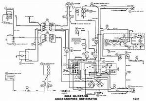 1970 Mustang Fuse Block Diagram