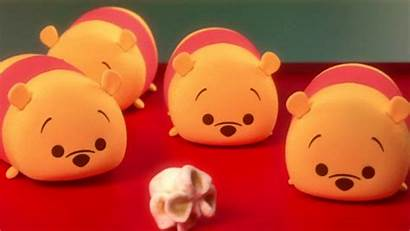 Tsum Popcorn Disney Wallpapers Hunny Short Pooh