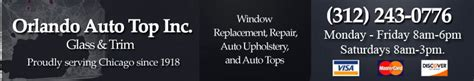 Auto Upholstery Chicago by Sunroof Repairs Chicago Remote Start Installation