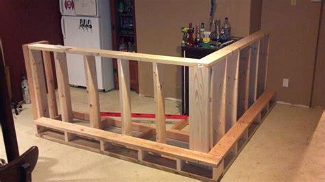 52 Basement Bar Build, Building A Basement Bar Barplancom
