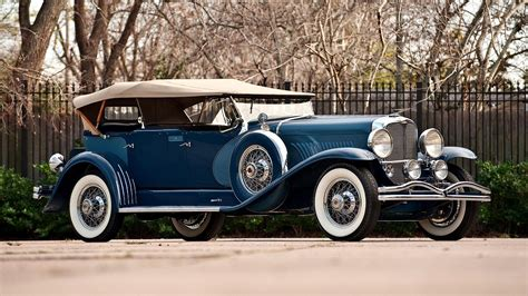 Duesenberg Vintage Car Wallpapers Hd / Desktop And Mobile