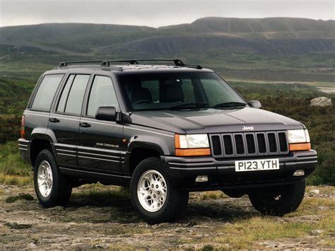 98 Jeep Grand by Jeep Grand Limited Uk Spec Zj 1996 98