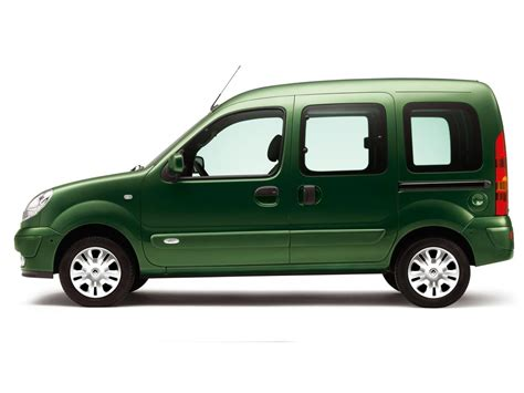 renault green renault kangoo review and photos