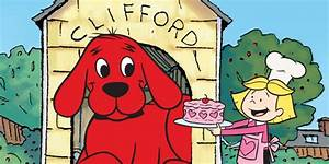 clifford the big red dog wttw With big red dog food