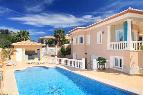 location maison costa blanca location espagne villa
