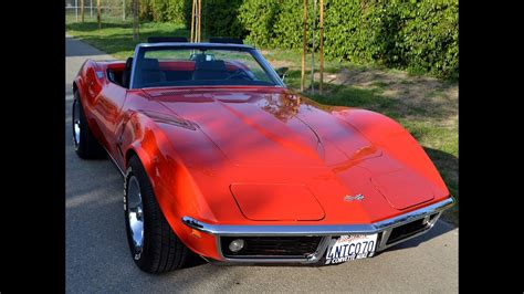 sold  chevrolet corvette hp convertible