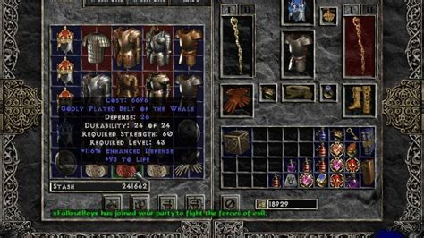 Melmoth The Wanderer Lock And Key Version by Diablo 2 Gold Edition Pc Mac Incl Lord Of