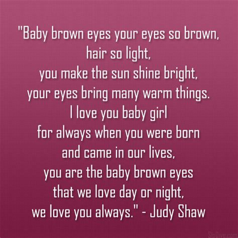 Brown Hair Poem by Valentines Day Poems 42 And Collections