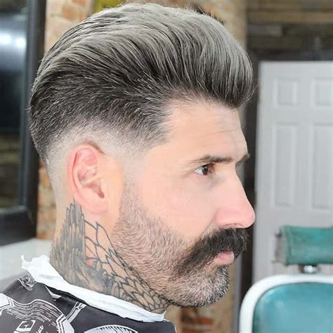 8 Desirable Hairstyles For 50 Year Old Men 2020 Trend