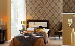 Graue Tapete Schlafzimmer : schlafzimmer tapete grau sm53 hitoiro ~ Michelbontemps.com Haus und Dekorationen