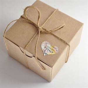 wedding favor boxes kraft favor box candy box small favor With wedding favor gift boxes