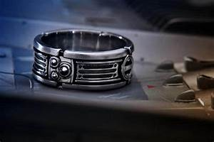 Star Wars Wedding Ring Until The Force Do Us Part Bit