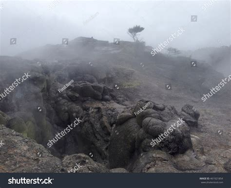 Mind Blowing Landscape Geothermal Valley New Stock Photo