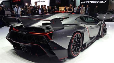 New Lamborghini Veneno 217 Mph 4.1 Million Dollar Supercar