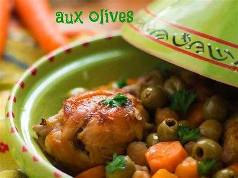 cuisine marocaine poulet aux olives recettes de maroc et tajine de poulet