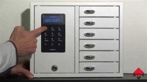 schl 252 sselschrank mit code keybox bopp solutions ag