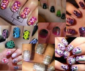 Cool designs for nails at home pictures to pin on