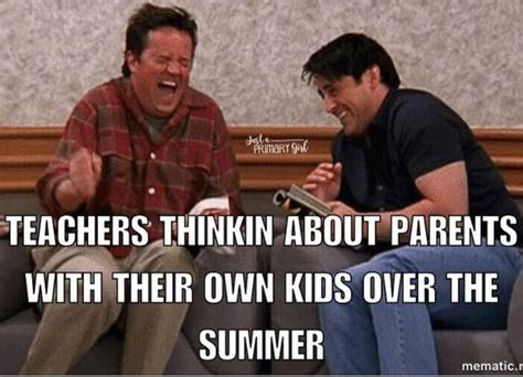 Teacher Summer Meme - teachers faces when thinking about all those extra hours the parents will be with their own