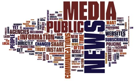 Image In The Media Pew Research Center S Journalism Project State Of The
