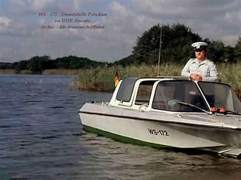 Motorboot Ddr by Dienstschiffe Motorboote