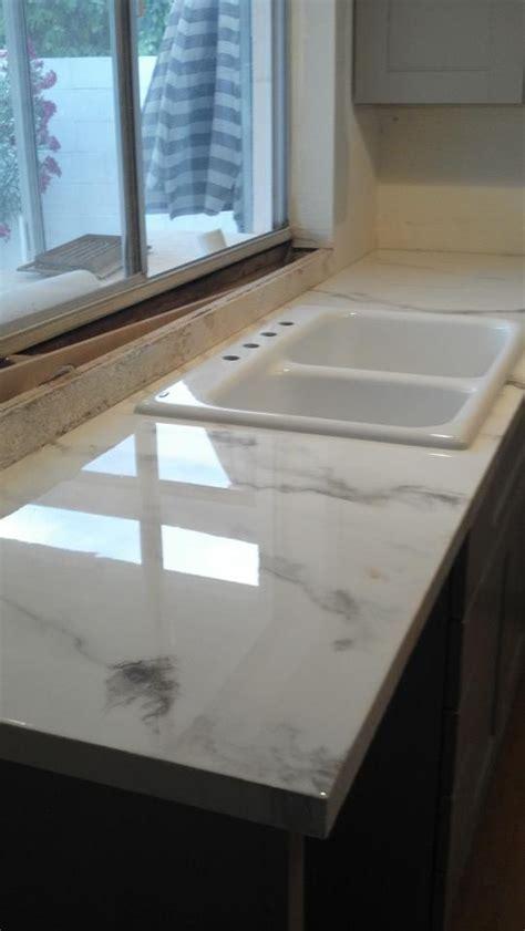 Faux Marble Countertop   Granicrete 480painting.com