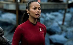 Zoe Saldana Uhura Star Trek Beyond Wallpapers | HD ...