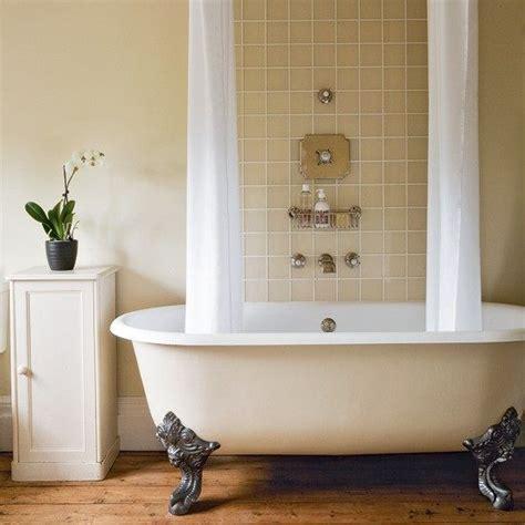 Bathroom Ideas Roll Top Bath by Roll Top Bath Shower Curtain New Bathroom Neutral
