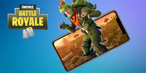 fortnite android release date ios