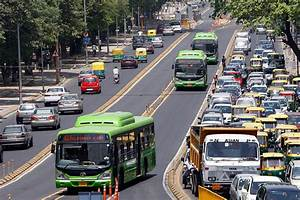 Court Hails Bus, Says Yes to BRT - India Real Time - WSJ