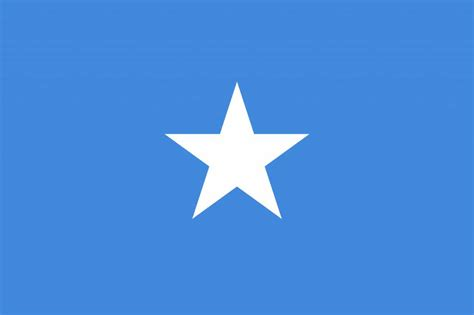 Somalia Flag Loop Stock Footage Video 1370710