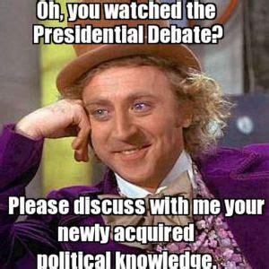 Memes Debate - trump memes debate image memes at relatably com