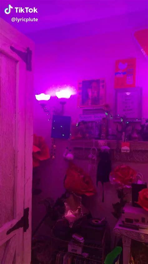 pin  aujania nevels  room ideas video neon room