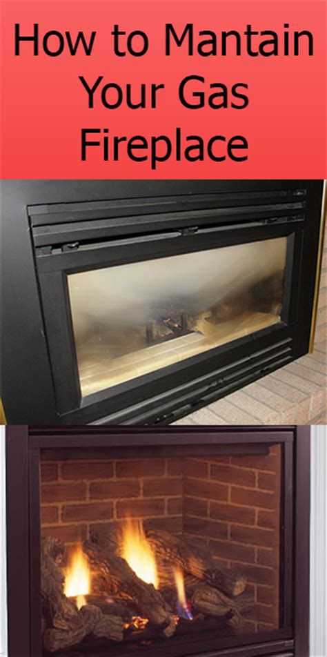 How To Use Fireplace - how to maintain your gas fireplace