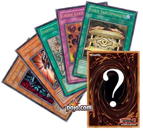 Yugioh Deck Strategies by Pojo S Yu Gi Oh Site Strategies Tips Decks And News