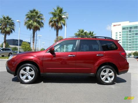 red subaru forester 2000 camellia red pearl 2010 subaru forester 2 5 xt premium