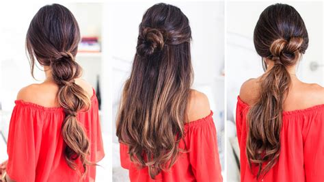 7 easy everyday hairstyles for long hair hairstyles for