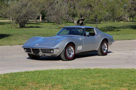 1968, Chevrolet, Corvette, c3 , L36, Coupe, Cars, Silver ...