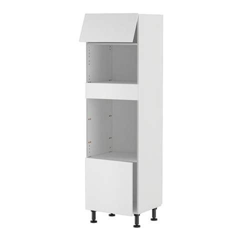 meuble cuisine pour four encastrable meuble haut pour four encastrable cuisine en image