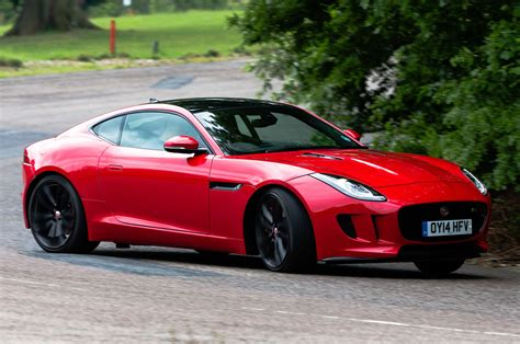 Jaguar F-type Coupe Review
