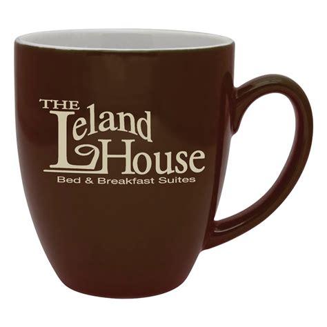 bistro  oz duo tone ceramic mug mines press